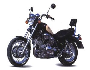 Manuál Virago XV1100